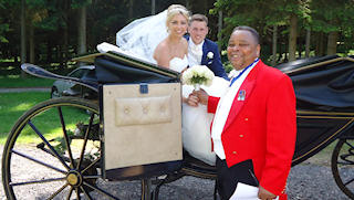 Toastmaster for Traditional Weddings