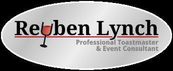 Reuben Lynch - Professional Toastmaster
